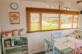 1952 ventoura mobile home remodel vintage mobile home makeover and remodel