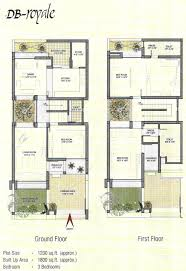 Floor Plans For Houses In India by 11 3 Bedroom Duplex House Design Plans India Duashadicom 1200 Sq