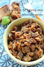 cuisiner le hareng la souskay de hareng saur idéale pour l apéritif