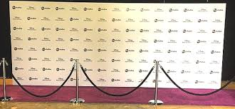 How To Make A Backdrop Diy Step And Repeat How To Make A Step And Repeat Banner Yourself