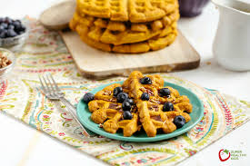 thanksgiving waffle pumpkin waffles recipe healthy ideas for kids