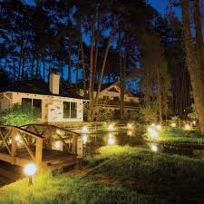 how to create a magnificent outdoor lighting effect naples