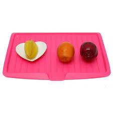 plateaux cuisine durable en plastique plat égouttoir goutte à goutte plateau plaque