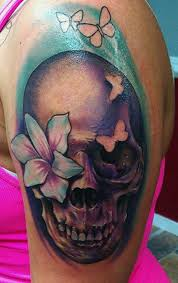 66 extraordinary skull tattoos ideas and designs collection parryz com