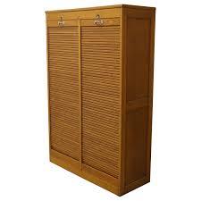 meuble classeur de bureau meuble de bureau classeur en chêne ées 50 design market