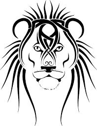 45 best simple lion head tattoo art images on pinterest lion
