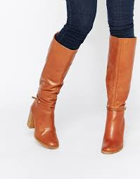 womens ugg boots kurt geiger lyst carvela kurt geiger winnie leather knee boots with