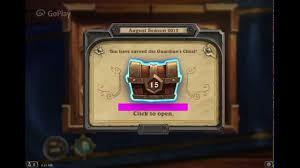hearthstone guardian s chest rank 15 10 reward