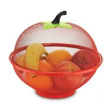 basket fruit kovot mesh apple fruit basket fruit bowl 10