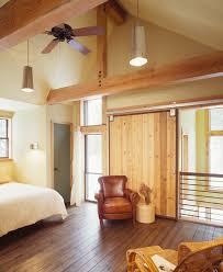 Barn Doors Lighting by Contemporary Barn Doors Bedroom Rustic With Pendant Lighting Wood Trim