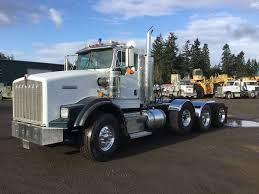 2005 kenworth for sale 2005 kenworth cab u0026 chassis truck for sale woodburn or