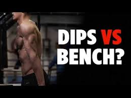 Is Decline Bench Press Necessary Dips Vs Bench Press Youtube