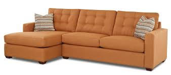 Klaussner Fletcher Sectional Home Design Chaise Lounge Sectional Sofa Nursery Home Builders