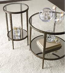 metal and glass end tables adorable glass end tables for living room table sets popular metal