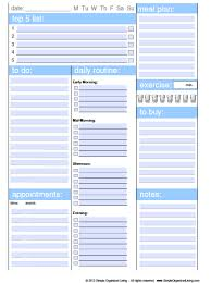 daily planner pdf free customizable daily planner free printable simple organized