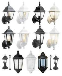 traditional garden wall lights lanterns outdoor lights exterior