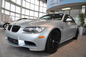 2012 bmw frozen silver m3 1 of 40 extremely rare frozen silver