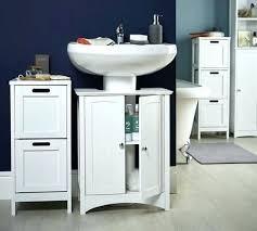 under pedestal sink storage cabinet sink storage cabinet alanwatts info