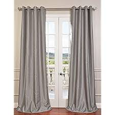 Dupioni Silk Drapes Discount Amazon Com Half Price Drapes Pdch Kbs9 96 Vintage Textured Faux