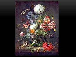 cubism flower painting impression cubism