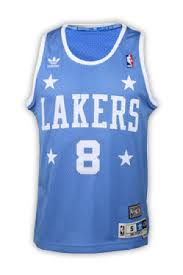 los angeles lakers jersey history jersey museum