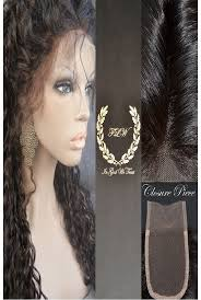 curl in front of hair pic selena curl lace front closure curly hair pieces