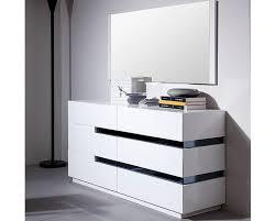Mirror Dresser Style White Dresser W Mirror 44b1601dr
