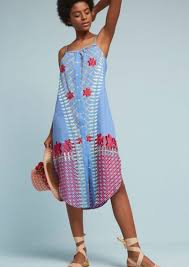 anthropologie estina embroidered dress dresses shop it to me