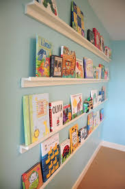 Bookcase For Kids Room by Best 25 Book Ledge Ideas On Pinterest Baby Bookshelf Picture