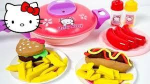 download video kitty toy kitchen hk mini kitchen play