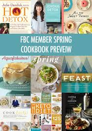 member spring cookbook releases food bloggers of canada