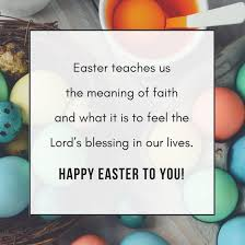 easter occasion speech white eggs easter wishes instagram post templates by canva