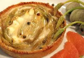 cuisiner asperges fraiches recette tarte aux asperges sauvages et amandes fraiches 750g