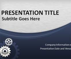 free gear powerpoint templates free ppt u0026 powerpoint backgrounds