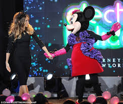 give ears sarah jessica parker meets minnie mouse