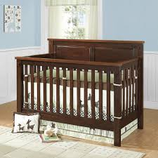 4 In 1 Convertible Crib Instructions by Baby Relax Emma 2 In 1 Crib N Changer Combo Gray Walmart Com