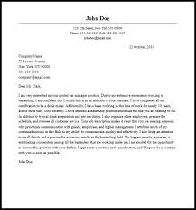 building maintenance manager cover letter
