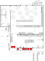Sample Kitchen Floor Plans by Kitchen Layouts Sample Mobile Kitchen Layouts