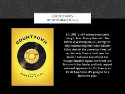 Countdown Deborah Wiles Quizzes Children S Book Award Nominees 2011 2012