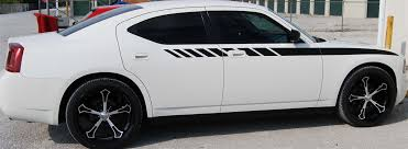 dodge charger graphics dodge charger avenger fender door stripe graphics
