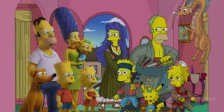 the simpsons family halloween costumes every treehouse of horror ever review pt 2 the wolfman fox