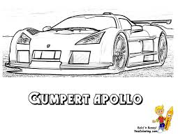 pagani drawing hair raising cars coloring gumpert apollo tell other kids you