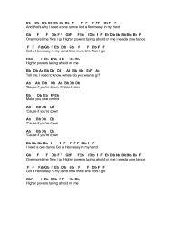 tutorial dance one more night flute sheet music 2016