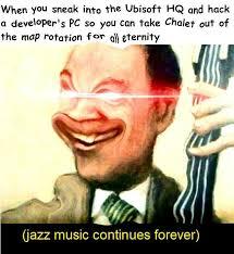 Yes Meme - original meme haha yes shittyrainbow6