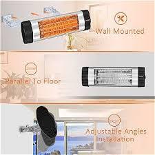 best wall mounted patio heaters outsidemodern