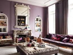 livingroom decorations 20 dazzling purple living room designs rilane within ideas