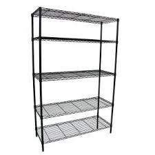 sterilite storage home depot black friday hdx 5 shelf 36 in w x 16 in l x 72 in h storage unit shelves
