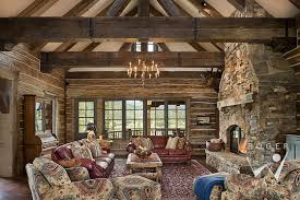 small log home interiors design ideas log home interior for small cabins on