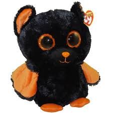 ty beanie boos midnight bat glitter eyes medium size 9