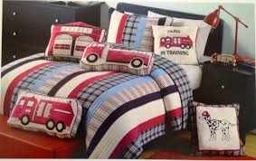 Blue And Red Boys Bedroom Boys Bedroom Fetching Image Of Fire Truck Baby Nursery Room